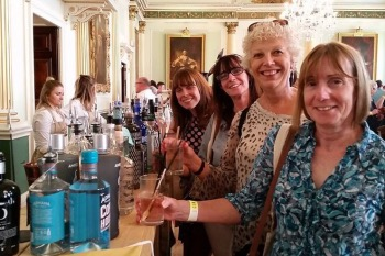 Black Sheep at the Gin Festival