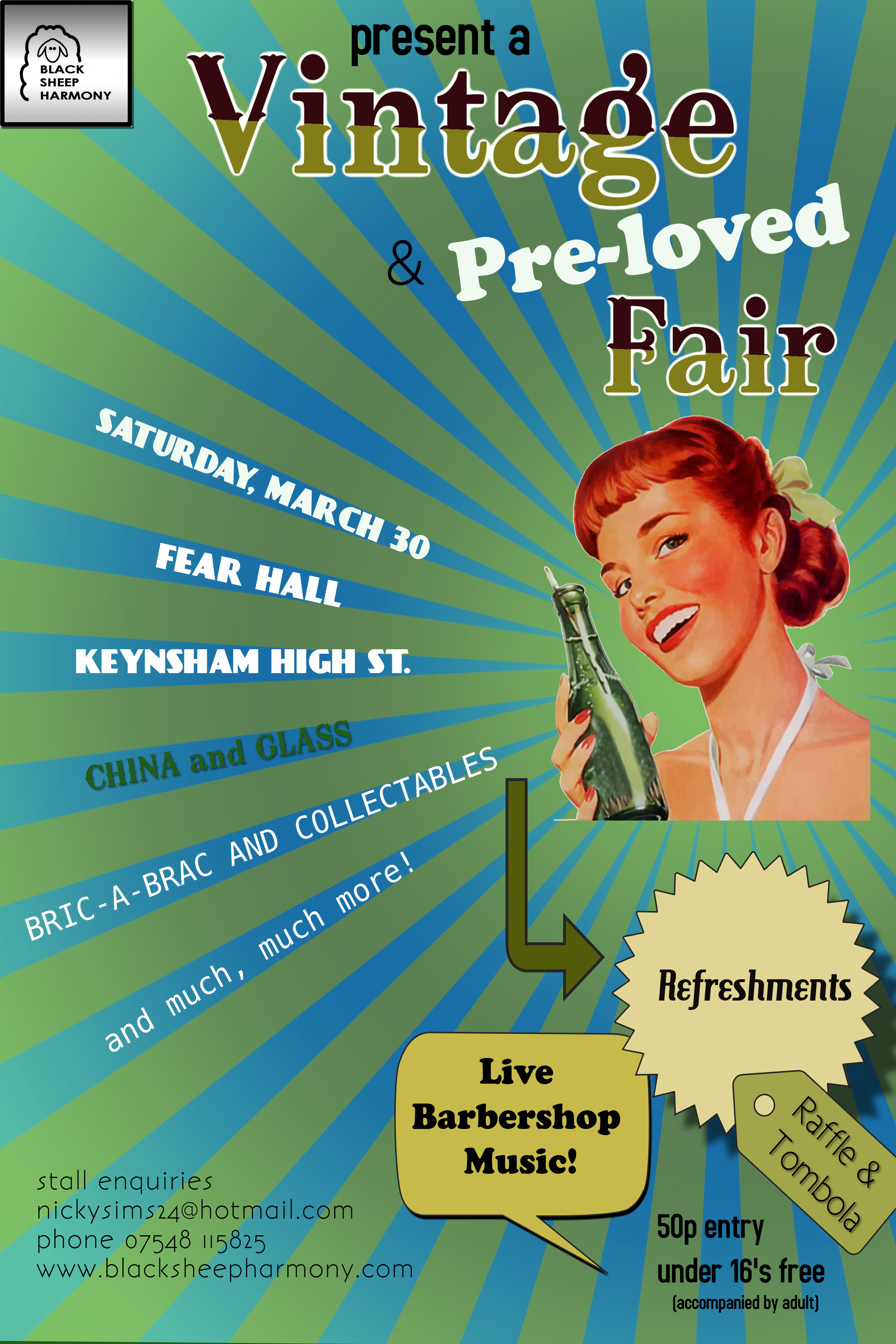 Vintage & Pre-Loved Fair